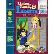 Listen, Read, & Learn Volume 2 Paperback (704733)