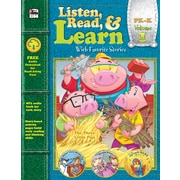 Listen, Read, & Learn Volume 1 Paperback (704732)