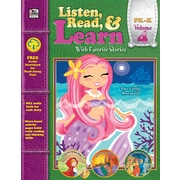 Listen, Read, & Learn Volume 4 Paperback (704735)