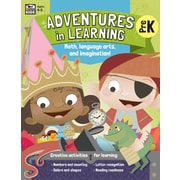 Adventures in Learning, Grade PK Paperback (704724)