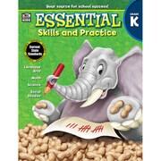Essential Skills and Practice, Grade K Paperback (704465)