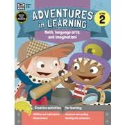 Adventures in Learning, Grade 2 Paperback (704727)