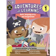 Adventures in Learning, Grade 1 Paperback (704726)