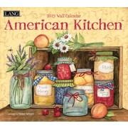 Lang American Kitchen 2019 Wall Calendar (19991001891)