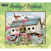 Lang Bountiful Blessings 2019 Wall Calendar (19991001897)