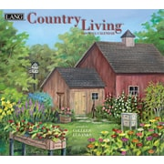 "2019 LANG 12"" x 13.65"", Wall Calendar, Country Living (19991001905)"