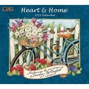 Lang Heart & Home 2019 Wall Calendar (19991001913)