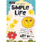 Lang Simple Life 2019 Monthly Pocket Planner (19991003166)