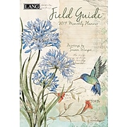 """2019 LANG 12"""" x 8.5"""" Field Guide Monthly Planner (19991012118)"""