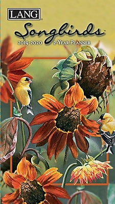 Lang Songbirds 2019 Two Year Planner (19991071077)
