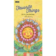 Lang Favorite Things 2019 Vertical Wall Calendar (19991079128)