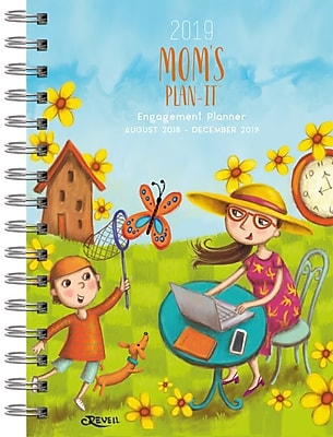 Wells St By Lang Moms 2019 Engagement Planner (19997005079)