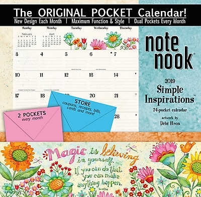 Wells St By Lang Simple Inspirations 2019 Note Nook (19997007203)