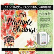 Wells St By Lang Multiple Blessings 2019 Plan-It Plus (19997009166)
