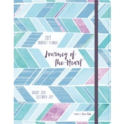 """2019 LANG 9.75"""" x 7.65"""" Journey Of The Heart Monthly Planner (19997050021)"""