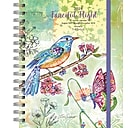 "2019 LANG 9.25"" x 7.65"", Academic Monthly Planner, Fanciful, Plan-It (19997081004)"