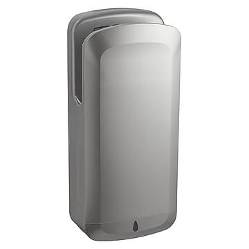 Alpine Industries OAK High Speed 120 Volt Commercial Hand Dryer, Gray (ALP404-GRY)