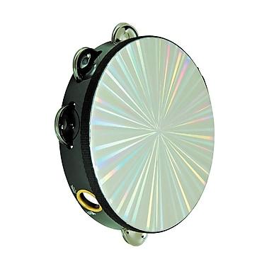 Remo Radiant Prizmatic Tambourine, 6