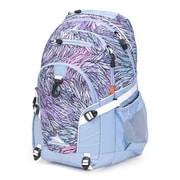 High Sierra Loop Feather Spectre Backpack, Powder Blue/White (53646-6743)