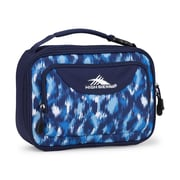 High Sierra Single Compartment Lunch Kit, Island Ikat, True Navy (74715-6750)