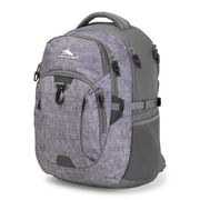 High Sierra Jarvis Woolly Weave Backpack, Slate (105182-6697)