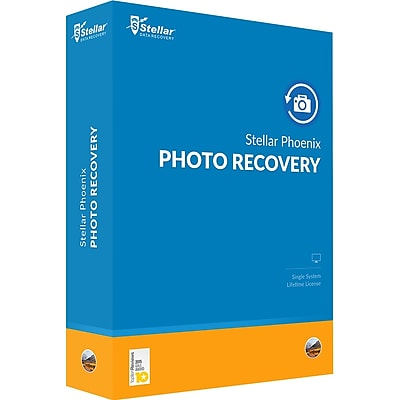 Stellar Phoenix Photo Recovery V8.0 for Mac (1 User) [Download]