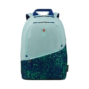 "Wenger Criso Aqua Poyester 16"" Laptop Backpack (605184)"