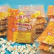 GOLD MEDAL PRODUCTS CO, Mega Pop Corn Oil Salt Kit 4 Oz, Case of 36 (2834)