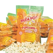 GOLD MEDAL PRODUCTS CO, Mega Pop Corn Oil Salt Kit 8 Oz, Case of 24 (2838)