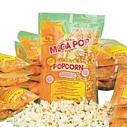 GOLD MEDAL PRODUCTS CO, Mega Pop Corn Oil Salt Kit 8 Oz, Case of 24 (2838)