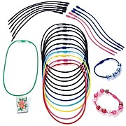 Pepperell Braiding Company, Silkies Combo Pk Bracelets And Necklaces Pk/24, (SSCOMBO03)