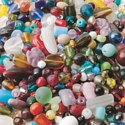 Darice Inc, India Glass Bead Mix 1 Lb, (0726-70)