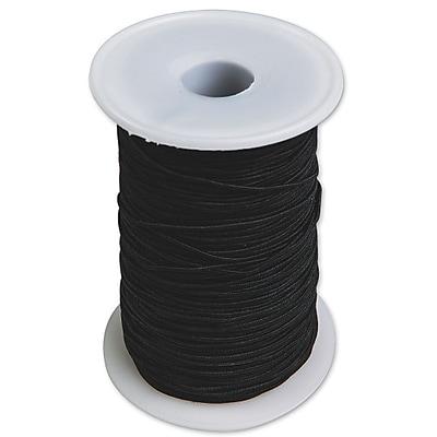 Limited Edition, Elastic Cord Black Heavy 144 Yards, (CF-13523)