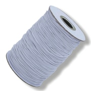 Limited Edition, White Elastic Cord Heavy 144Yd, (CF-8778)