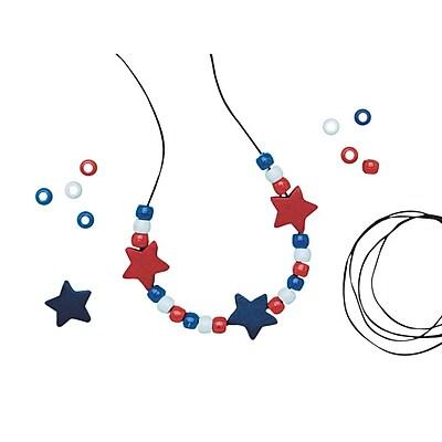 Limited Edition, Patriotic Necklace Pk/12, (CF-6539)