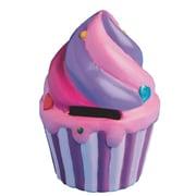 Aurient International Corp, Color Me Cupcake Bank Unglazed Pk12, (A-9033)