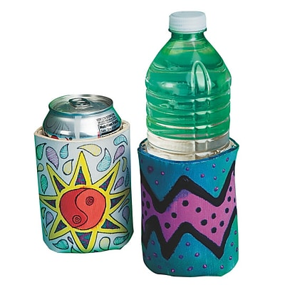 Limited Edition, Color Me Can Koozie Pk12, (CM132)