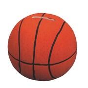 Aurient International Corp, Color Me Basketball Bank Unglazed Pk12, (A-9200-A)