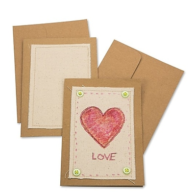 Canvas Corp Brands Llc, Color Me Canvas Greeting Cards Pk12, (CDS3616)