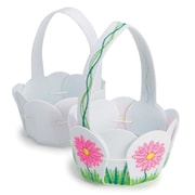 Limited Edition, Color Me Felt Petal Basket Pk12, (CF-14096)