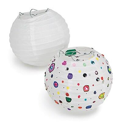 Sew-Star Int'L Trading Co Ltd, Color Me Paper Lanterns Pk24, (CM215)