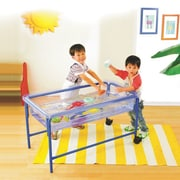 S&S Worldwide, Clear Sand And Water Table, (66011)