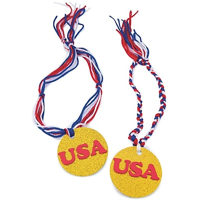Sew-Star Int'L Trading Co Ltd, Go For The Gold Medal Craft Kt Pk48, (GP3094)