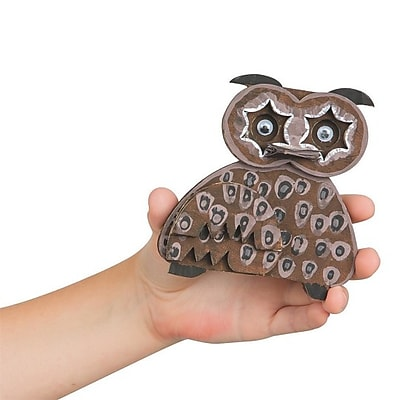 Limited Edition, Baby Owl Craft Kit Pk/48, (CF-13099)