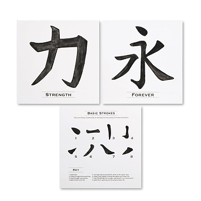 S&S Worldwide, Paint A Dot Chinese Writing Essentials Pk24, (GP3117)