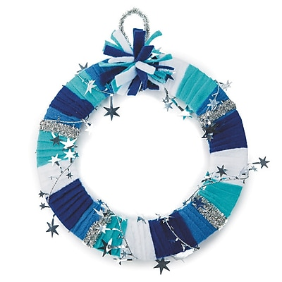Limited Edition, Sparkle Star Wreath Pk24, (CF-13310)