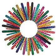 S&S Worldwide Craft Stick Wreath Kit, Pack of 12 (GP3277)