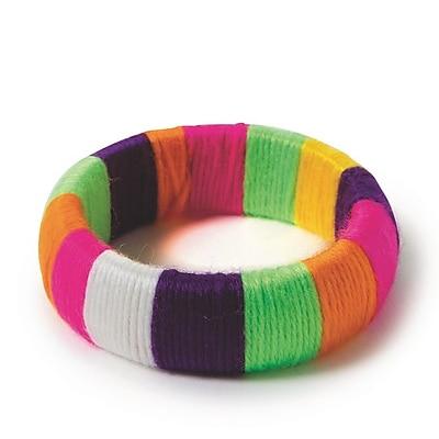 Limited Edition, Yarn Bangle Bracelets Pk12, (CF-14085)