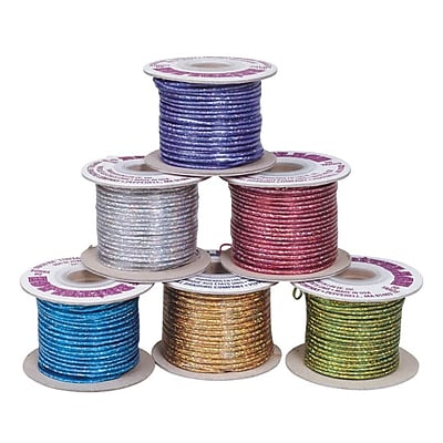Pepperell Braiding Company, Lace Holographic Asrt Pk/12, (RBS50PACK12)
