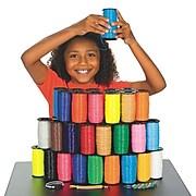 Color Splash!® Budget Lacing, Assorted Colors, Box of 50, (LA462)